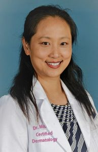 Dr Manhong Ma Certified Dermatology