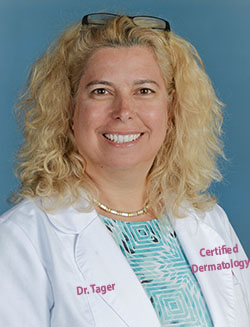 Patricia Tager, M.D. Certified Dermatology of NJ